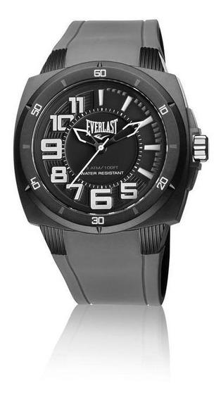 Relógio De Pulso Everlast Masculino Caixa Abs E679
