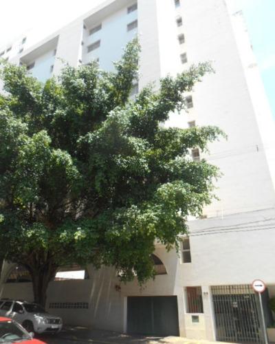Apartamento À Venda 1 Dormitório Na Vila Itapura Em Campinas - Ap21965 - Ap21965 - 69363758