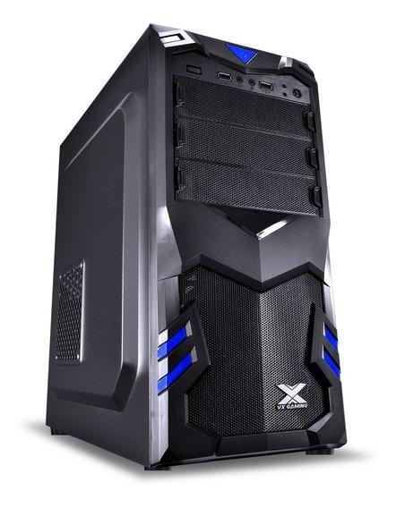 Pc Gamer Barato - Quad Core - 4gb - Geforce 2gb Sddr5