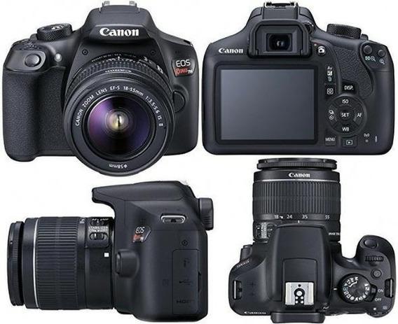 Canon T6 + 18x55