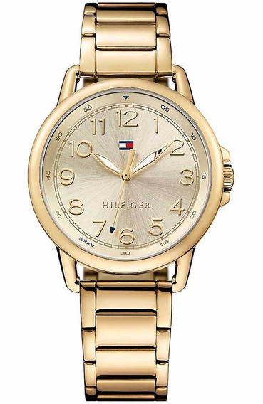 Relogio Tommy Hilfiger Th1781656 Orig Golden!!!