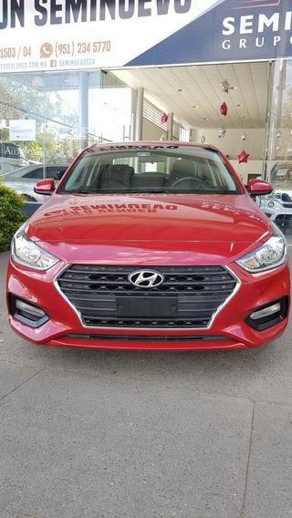 Hyundai Accent Gl Mid Sedan Aut.
