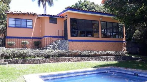 Casa En Condominio En Jardines De Delicias / Cuernavaca - Caen-557-cd