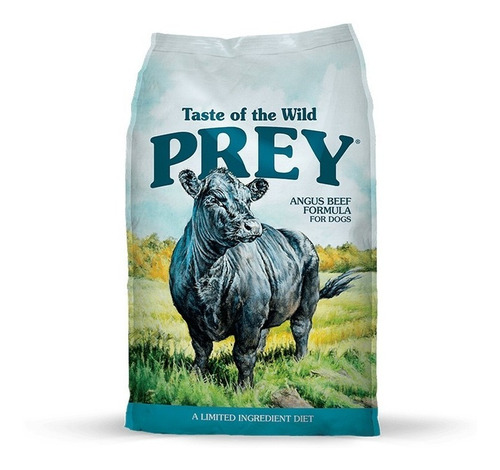 Taste Of The Wild Prey Angus X8lb - kg a $42500
