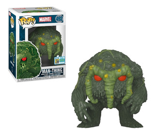 Funko Pop - Comicon - Vengadores - Hulk - Man Thing - Chase