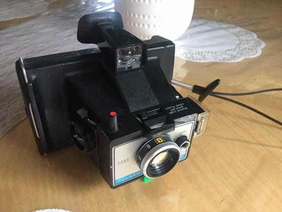 Máquina Fotográfica Polaroid Color Pack Ii