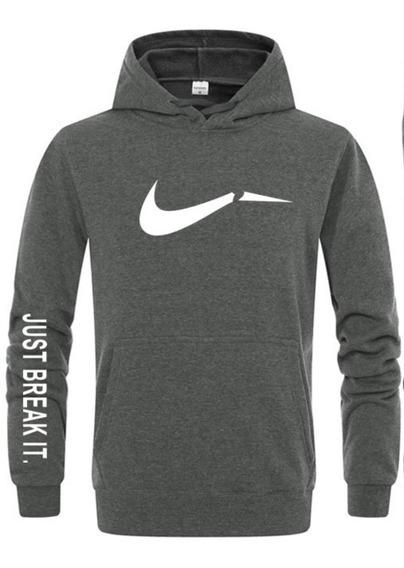 Sueter Estampado Nike Just Do It Variedad De Colores