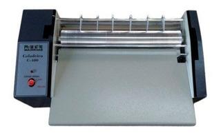 Máquina Coladeira De Arquivos Sob Pressão C-400 Bivolt
