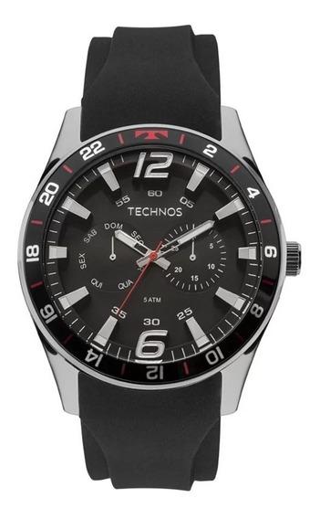 Relógio Technos Masculino 6p25bn/8p C/ Garantia E Nf Full