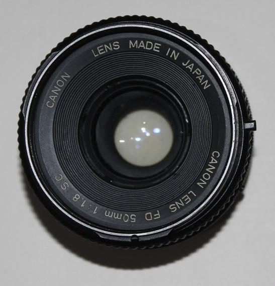 Canon Fd 50-1.8 Sc 04354657