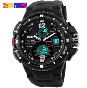 Relógio Skmei G Stile Original - Preto