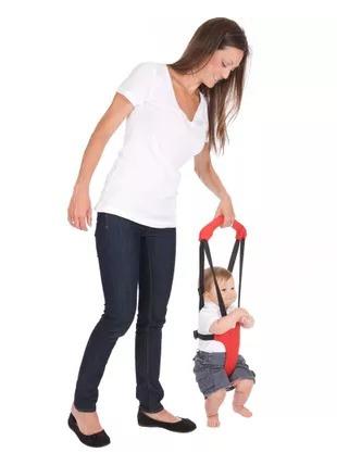 Fly Baby Andador Primeiros Passos - Vermelho - Kababy