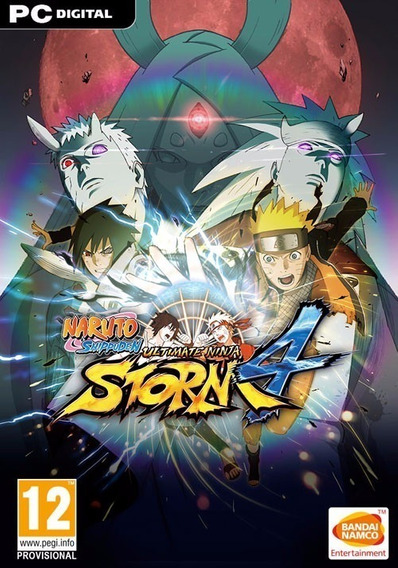 Naruto Shippuden: Ultimate Ninja Storm 4 Steam Cd Key