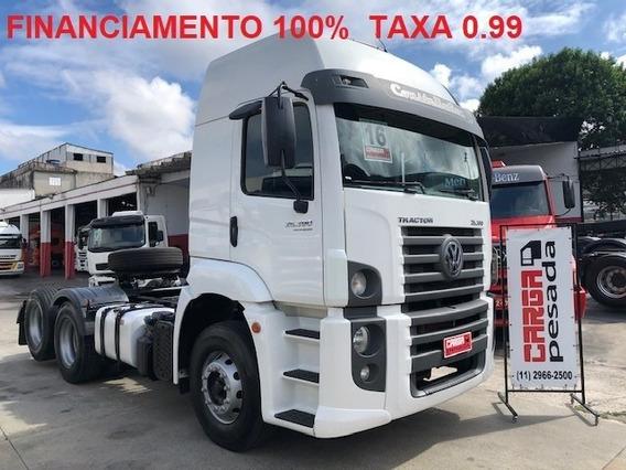 Volkswagen 25390 Constellation 6x2 Financia 100% Taxa 0.99