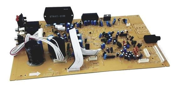 Placa Principal Para Micro System Ms 6550 E Ms 6630cd