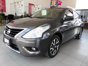Nissan Versa Exclusive 2015