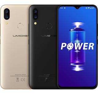 140 Vrds Teléfono Celular Umidigi Power 64gb+4gb Ram 5150mah