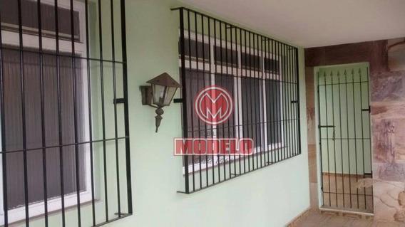 Casa Residencial À Venda, Centro, Charqueada. - Ca1758
