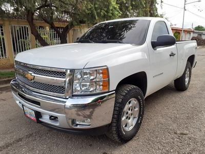 Chevrolet Silverado Lt 4x4 2014-2015