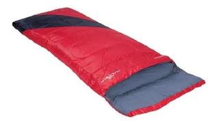 Saco De Dormir P/ Camping (cm)210x75 Temp 4ºc A 10ºc Nautika