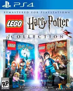 Lego: Harry Potter Collection Ps4 Fisico Nuevo Xstation