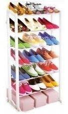 Sapateira De Chao 7 Prateleiras 42 Sapatos 21 Pares Luxo Top