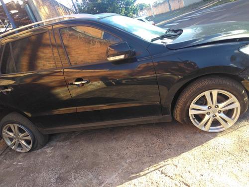 Imagem 1 de 4 de Sucata Hyundai Santa Fé Retirada De Peças