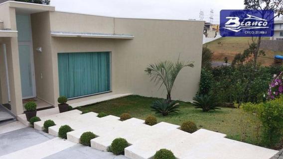 Casa Residencial À Venda, Parque Residencial Itapeti, Mogi Das Cruzes. - Ca0657
