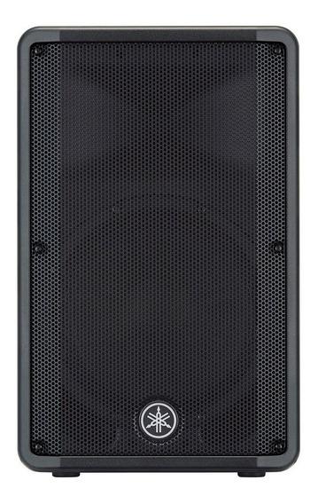 Caixa Som Ativa Yamaha Dbr12 1000w 12 Profissional 220v