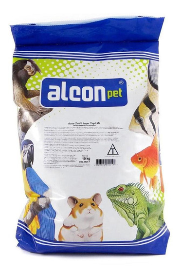 Ração Alcon Club Super Top Life 10kg