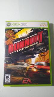 Burnout Revenge Xbox 360 Lenny Star Games