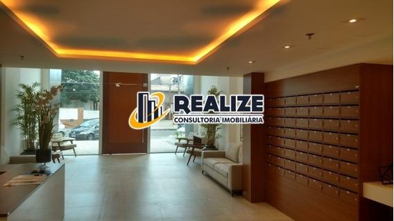 Excelente Unno Residencial Aptº 75 M² 02 Quartos 1 Suíte ! - 230
