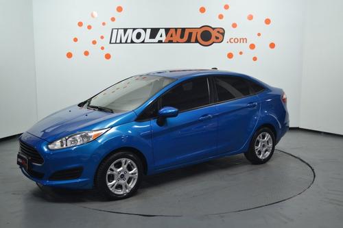 Ford Fiesta Kd 1.6 S Plus 4p Mt 2014-imolaautos