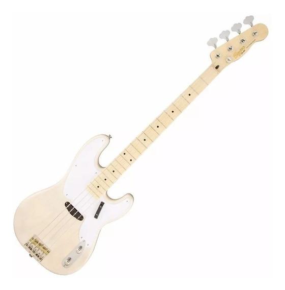 Contra Baixo Fender Squier Precision Bass 50s Classic Vibe