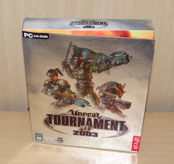 Unreal Tournament 2003 - Lacrado - Pc