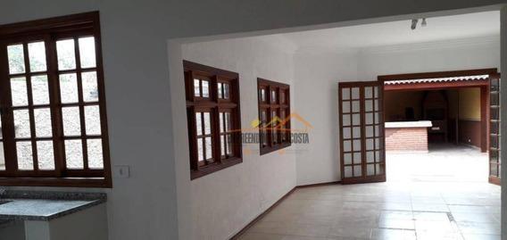 Casa Com 2 Dormitórios Para Alugar Por R$ 1.550/mês - Parque Residencial Presidente Médici - Itu/sp - Ca1525