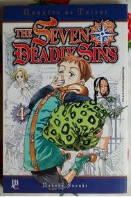 The Seven Deadly Sins Vol 4 Jbc
