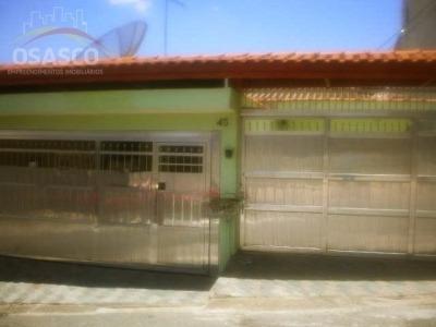 Ref.: 3429 - Casa Terrea Em Osasco Para Venda - V3429