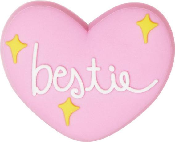 Jibbitz Bestie Heart