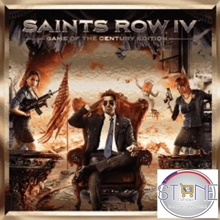 Saints Row Iv Game Of The Century Edition Ps3