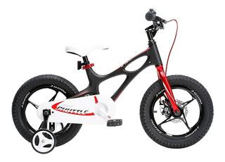 Bicicleta Infantil Niño Niña Royal Baby Space Shuttle Rodado