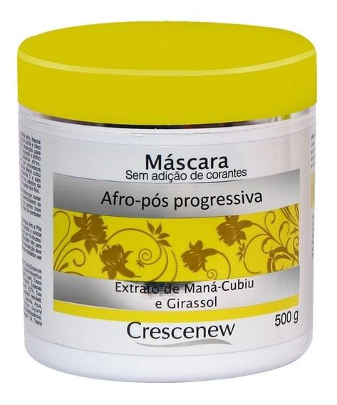 Máscara Hidratação Óleo De Girassol Cabelo Afro E Cacheado