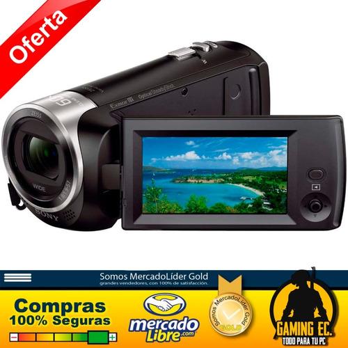 Sony Videocámara Handycam Con Grabación De Video Hd Hdrcx405