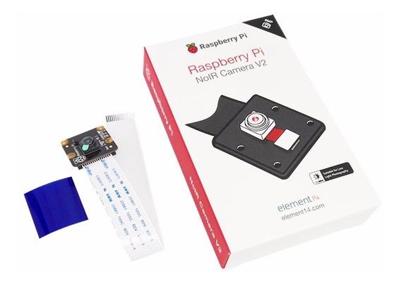 Camara Raspberry Pi 3 Noir V2 - 8mp 1080p 30fps