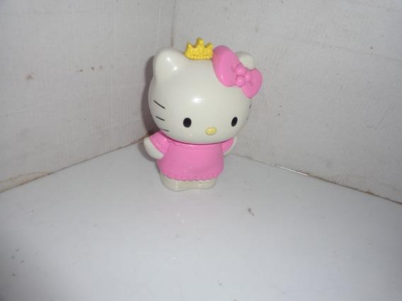 Boneca Hello Kitty Vestido Rosa Mc Donalds 2004 Usado