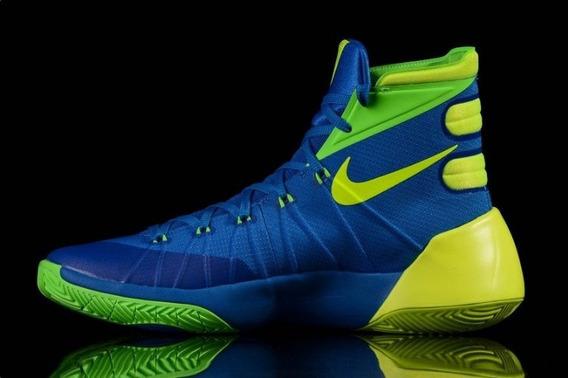 Zapatillas Nike Hyperdunk Sprite, No adidas, Vans, Rip Curl.
