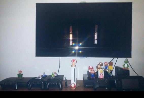 Playstation 3 + 20 Jogos + Ps Camera + Move + Headset Sem Fi