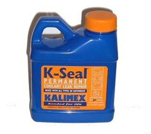 Imagen 1 de 1 de Kseal 8oz Sellador De Fugas Radiador Bomba Agua 250cc3