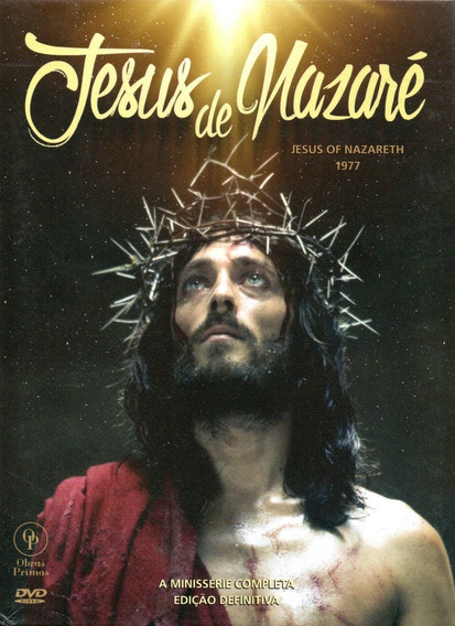 Dvd Minisserie Jesus De Nazare (1977) - Opc - Bonellihq L19