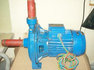 Bomba Agua Centrifuga 1hp Trifásica Marca Ebara